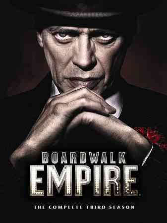 BOARDWALK EMPIRE:COMPLETE THIRD SEASO BY BOARDWALK EMPIRE (DVD)